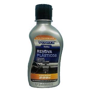 Renova Plásticos Vonixx 200g Revitalizador de plásticos alta performance