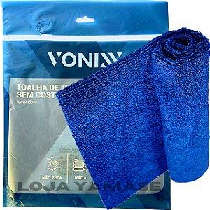Pano Microfibra 40x40 Linha Diamond Vonixx Limpeza, ceras e polidores