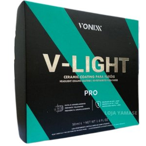 V-Light 50ml Vonixx Revestimento Vitrificador Coating para faróis