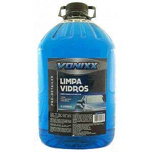 Limpador Limpa Vidros Espelhos Automotivo 5 Litros - Vonixx