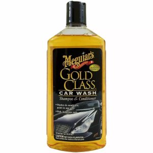 Shampoo E Condicionador Automotivo Gold Class Car Wash Meguiars 473ml