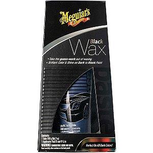 Cera Para Carros Pretos - Black Wax Meguiar