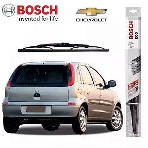 Palheta Traseira Original Bosch Gm Corsa Hatch 2001 A 2003