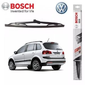 Palheta Traseira Original Bosch Vw Space Cross 2013 A 2018