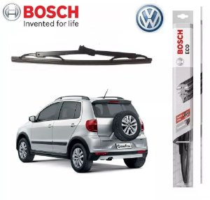 Palheta Traseira Original Bosch Vw Cross Fox 2010 A 2018