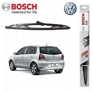 Palheta Traseira Original Bosch Vw Polo 2010 A 2014
