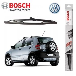 Palheta Traseira Original Bosch Vw Cross Fox 2005 A 2009