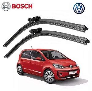 Palheta Limpador Parabrisa Original Bosch Vw Up 2014 A 2019