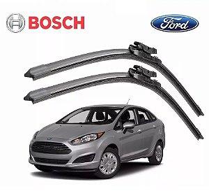 Palheta Parabrisa Bosch Ford New Fiesta 2013 a 2017