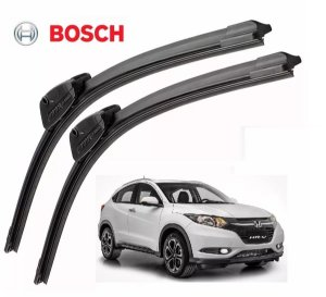 Palheta Limpador Parabrisa Bosch Honda Hr-v 2015 Até 2018