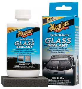 Cristalizador para vidros Meguiars Perfect Clarity Sealant Glass G8504