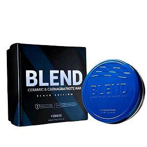 Cera Blend Black Vonixx - Cera Protetora Automotiva de Carnaúba