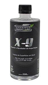 X-9 Revelador De Hologramas Imperfeições Nobre Car 500ml