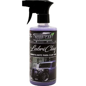 Lubriclay Lubrificante Clay Bar Barra Descontaminadora Nobre