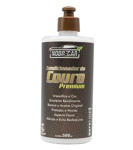 Condicionador Couro Premium Hidratante Nobre Car 500ml