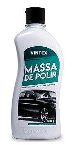 Massa De Polir 600g Tira Manchas E Riscos De Lixa Vintex Vonixx