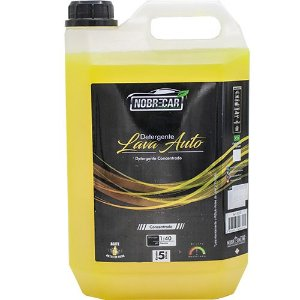SHAMPOO AUTOMOTIVO LAVA AUTOS NOBRE CAR 5L