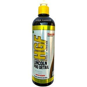 HGF Hi Gloss Fast Lincoln Polidor Refino e Lustro Pro Detail 500g
