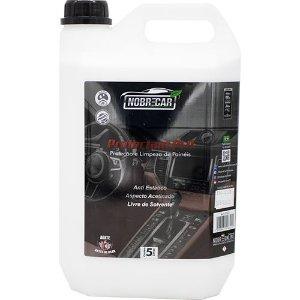 Plp Protectant Proteção E Limpeza De Painéis Nobre Car 5l