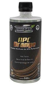 Limpador Multiação Apc Cleaner Orange Nobre Car