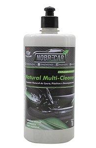 Natural Multi Cleaner Nobre Car Limpador Couro Plásticos