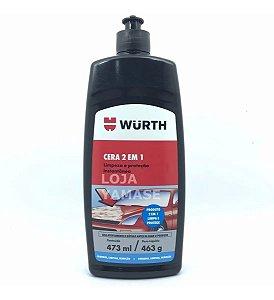 Cera 2 Em 1 Remove Oxidação Riscos Restaura Pintura Wurth