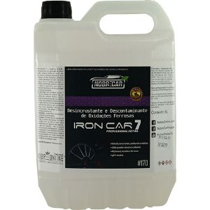 Iron Car Descontaminante Remove Ferrugem Nobre Car