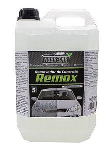 Remox Removedor De Concretos Concentrado Nobre Car 5l