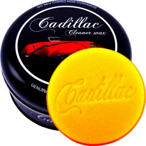 Cera De Carnauba Cleaner Wax Cadillac Limpadora 300g