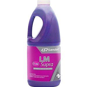 Ativado Lm Supra Concentrado Limpeza Sandet 2l