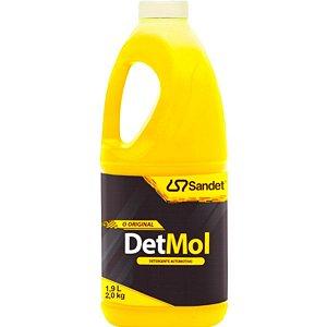 Shampoo Desengraxante Limpeza Pesada Det Mol Sandet 1,9l
