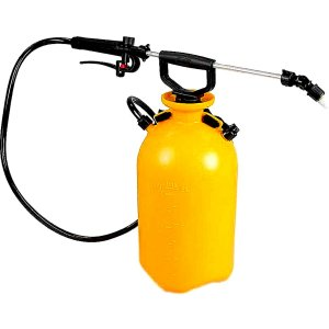 Pulverizador De Compressão Previa Dedetização Sanitização Pcp 7,6l Guarany