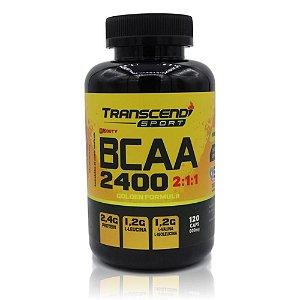 BCAA TRANSCEND SPORT 120 CAPS 600MG