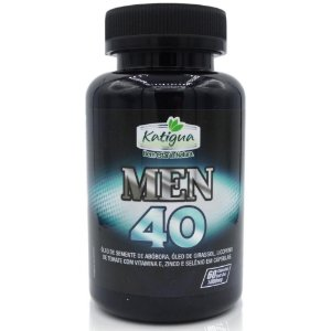 MEN 40 - 60 CAPS 1000MG