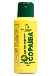 GEL MASSAGEADOR DE COPAÍBA
