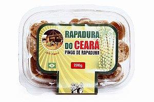 RAPADURA DO CEARÁ 200GR PINGO