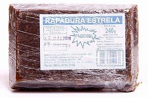 RAPADURA PURA 240GR ESTRELA