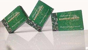 SABONETE NATURAL DE BARBATIMÃO 90G BIONATURE