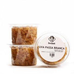 UVAS PASSA BRANCA DONAMERA 150G