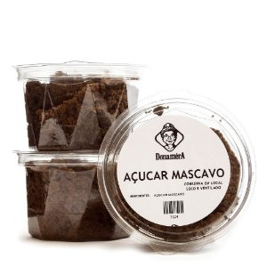 ACUCAR MASCAVO DONAMERA 400G