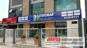 Fachada de ACM Curitiba