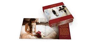 Catálogos e Revistas 20x15cm 16 páginas
