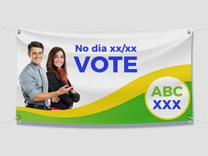 Banner Político