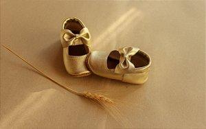 Sapatilha Gold