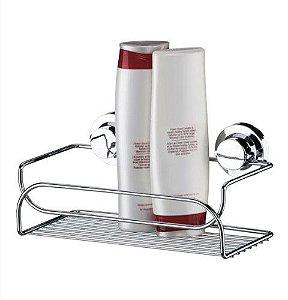 Suporte De Shampoo E Sabonete Com Ventosa 4050 Future