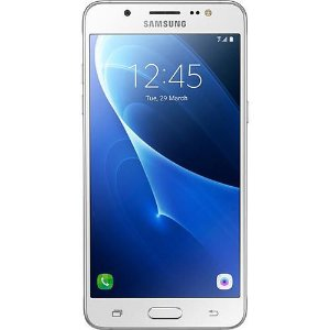 "Smartphone Samsung Galaxy J5 Metal Dual Chip Android 6.0 Tela 5.2"" 16GB 4G Câmera 13MP - Branco"