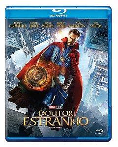 Doutor Estranho - Blu-Ray