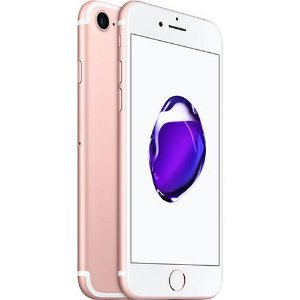 "iPhone 7 32GB Ouro Rosa Tela 4.7"" iOS 10 4G Câmera 12MP - Apple"