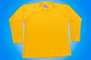 Camisa UV - Amarela
