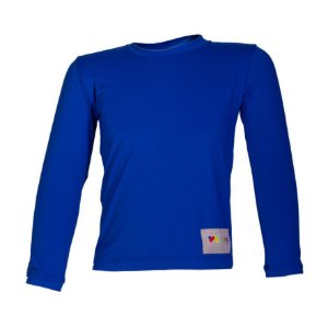 Camisa UV - Azul Royal